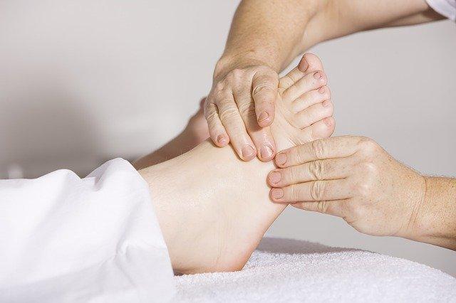 massage pijnlijke benen